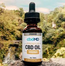 cbdMD Oil