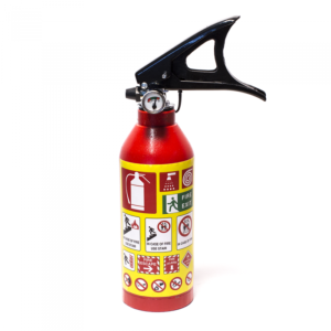 FIRE EXTINGUISHER STASH
